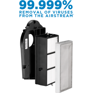 HEPA Filtration System