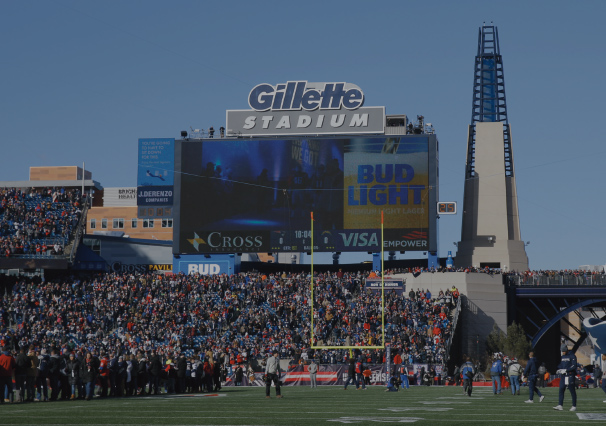 Learn how the XLERATORsync helped transform the VIP experience at Gillette Stadium
