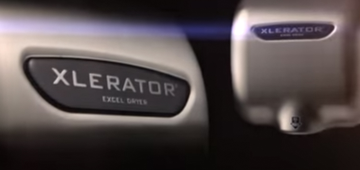 Xlerator Commercial Hand Dryer