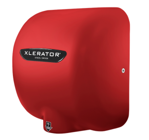 XLERATOR Hand Dryer with Red Cover 309161