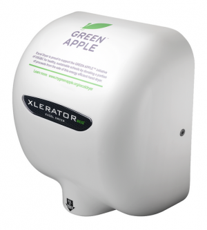 Green Apple XLERATOR Hand Dryer Cover