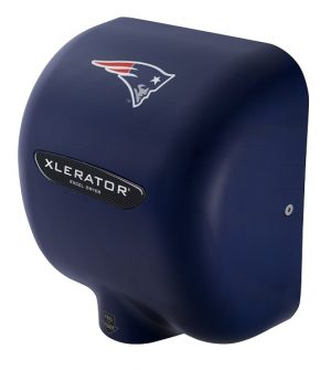 Patriots Custom Cover for Hand Dryers